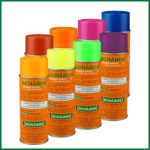 Acryl-Leuchtspray
