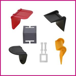Kantenschutzecken aus Kunststoff