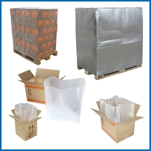 Kastenhauben für Gefahrgut-Verpackungen